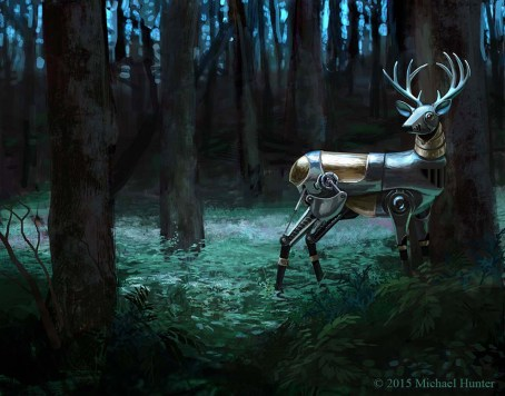 Synthetic Deer