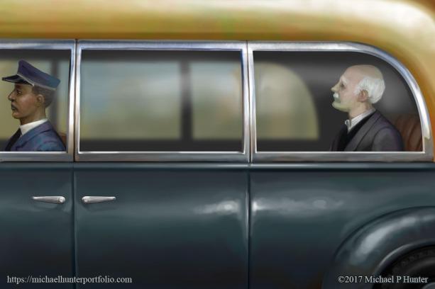 Back-Seat Man